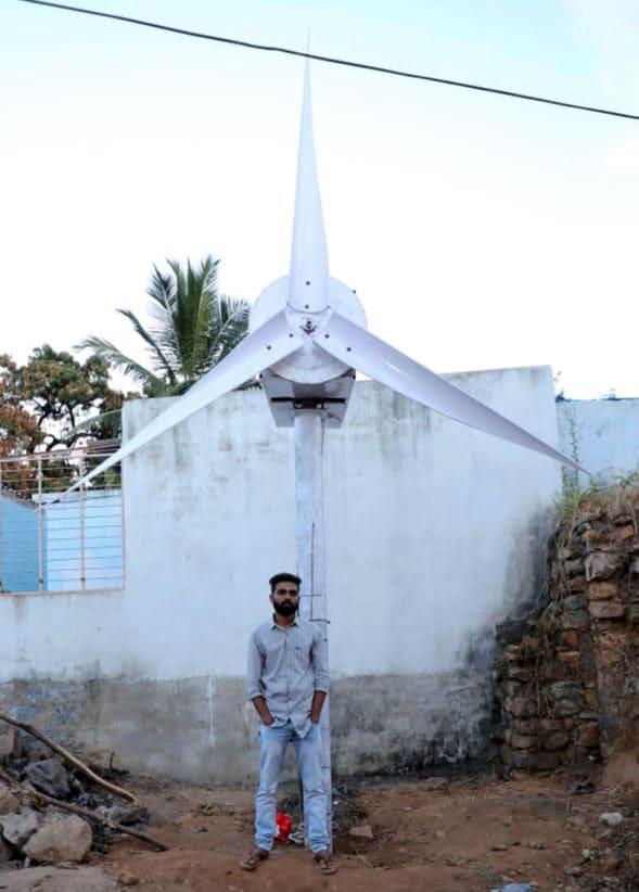 Madhu-Vajrakarur-turbina